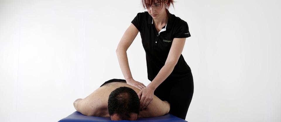 Fisioterapia para empresas de Alcorcón
