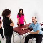 Cuidados fisioterapéuticos para niños con distrofia muscular
