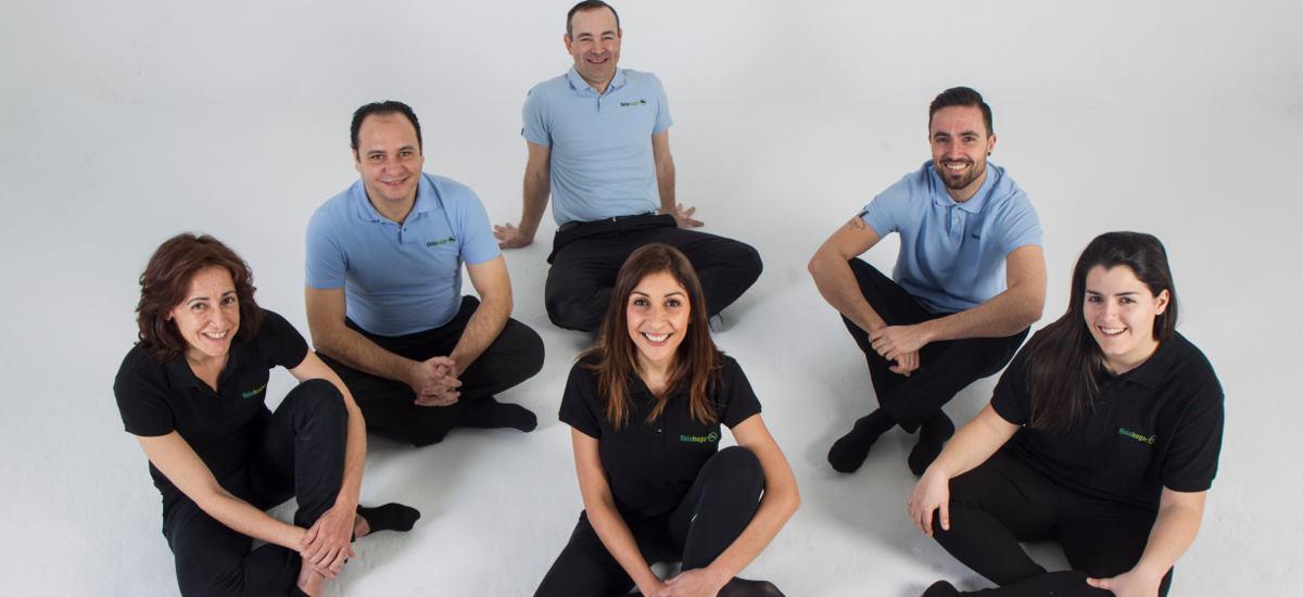 Fisioterapeutes col·legiats