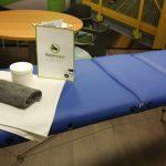 Servicios de fisioterapia en la empresa en Bilbao