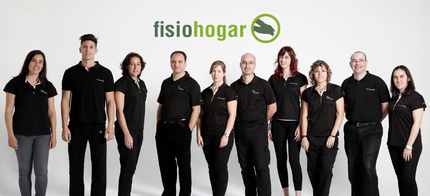 Fisioterapia a domicilio en toda España