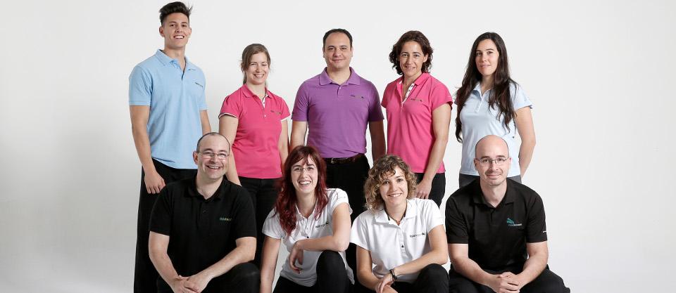Fisioterapeutas colegiados