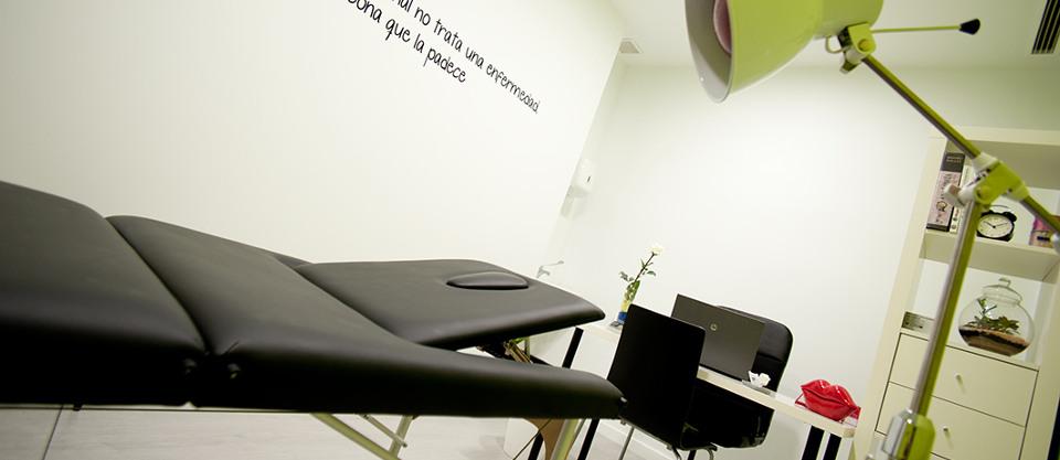 Nuestra clínica de fisioterapia en Segovia
