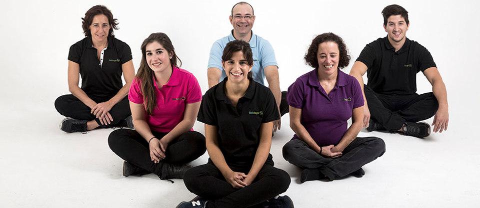 Fisioterapia para empresas en Segovia