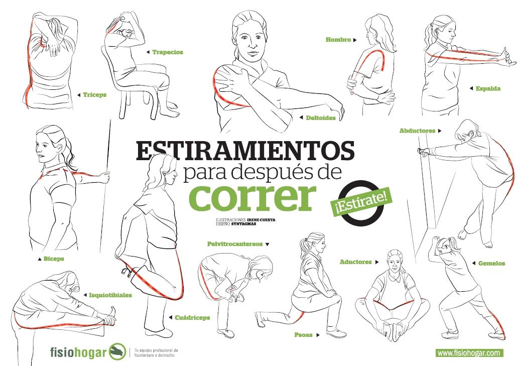 5 beneficios del estiramiento muscular segovia for Oficina de empleo de segovia
