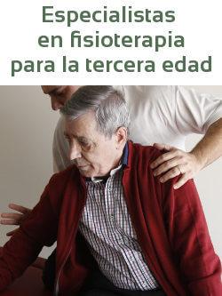 fisioterapia tercera edad