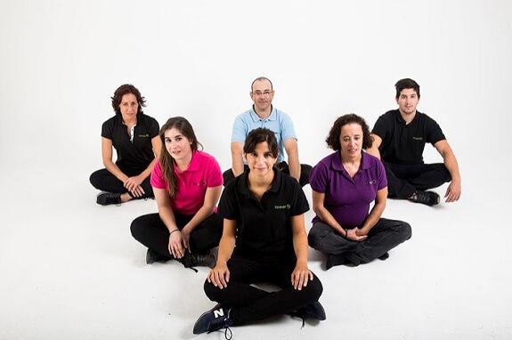 Fisioterapeutas de Fisiohogar en pro de pacientes con Parkinson