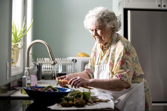 Mantenimiento de la autonomía gracias a la fisioterapia geriátrica