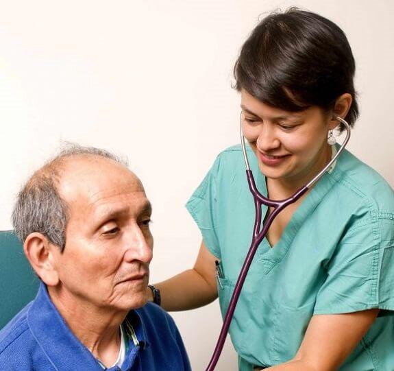 La edad, factor que puede influir en la recuperación