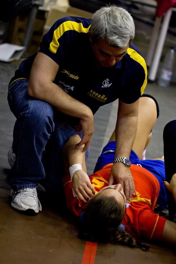 Fisioterapeuta deportivo