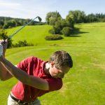 Lesiones en el hombro en jugadores de golf