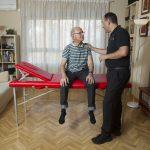 Fisioterapia a domicilio en Arganzuela y Atocha (Madrid)